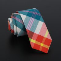 10-Patterns-New-British-style-Cotton-Linen-6cm-Plaid-Neck-tie-Men-Formal-Skinny-Business-Wedding_2