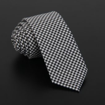 Plaid Patterned Neck Ties