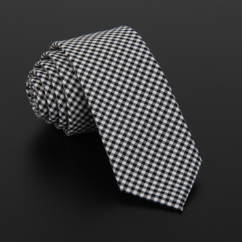 Plaid patterned neck ties uno company ccuart Gallery
