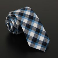 10-Patterns-New-British-style-Cotton-Linen-6cm-Plaid-Neck-tie-Men-Formal-Skinny-Business-Wedding_5
