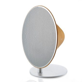 SoloOne Wood Grain Speaker