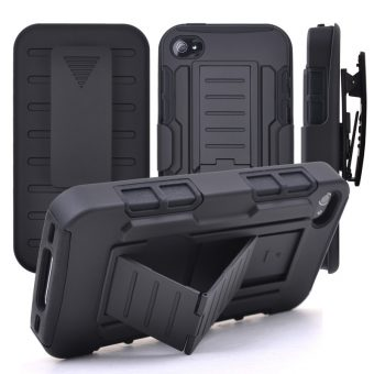 Rugged 3-in-1 iPhone Case