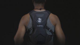 Subpac S2 Seatback Tactile Bass System