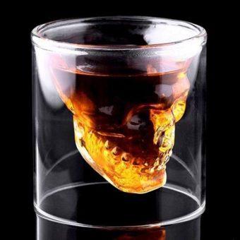 Skull Drinkware