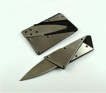 Steel Folding Knife