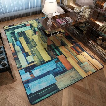 New Age Modern Kilim Rug Carpet