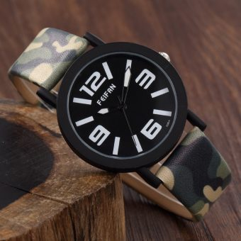 Feifan Camouflage Timepieces