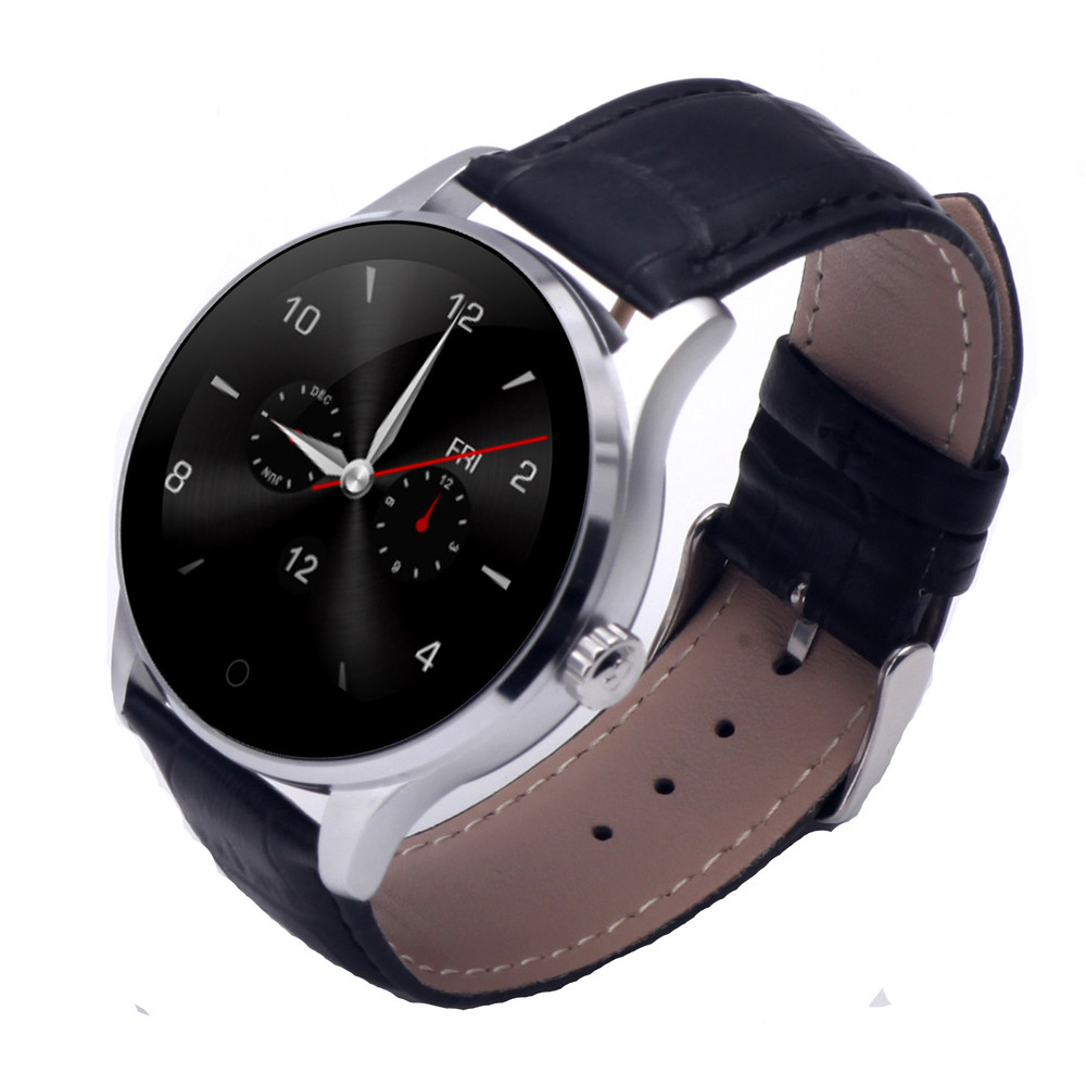 Luxe SmartWatch – iOS and Android Compatible – Uno & Company