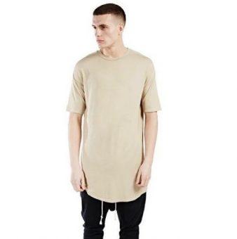 Longline T-shirts