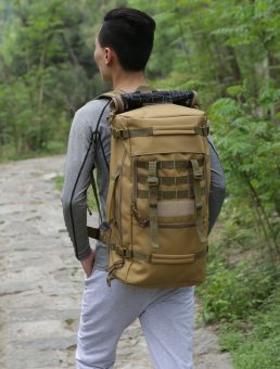 Tactical Hiking Backpacks