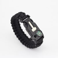 Men-s-Paracord-Survival-Bracelet-Parachute-Cord-Wristband-Emergency-Rescue-Rope-Flint-Fire-Starter-Buckle-Whistle