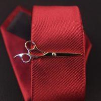 Men-s-Wedding-Gold-Anchor-Ties-Clips-for-Groom-Classy-Narrow-Metal-Necktie-Tie-Bar-Clasp_4