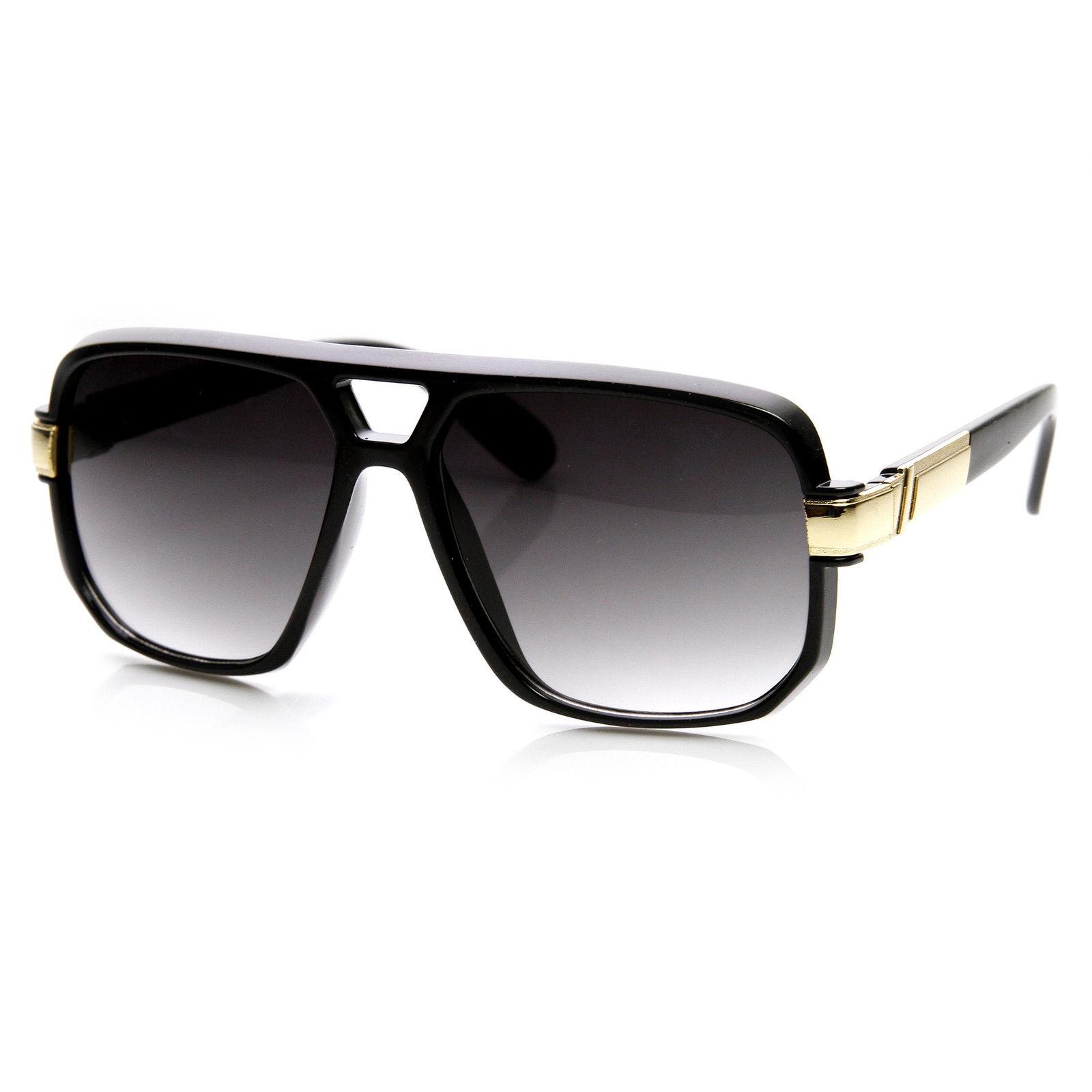 square frame aviators  Classic Square Frame Aviator Sunglasses \u2013 Uno \u0026 Company