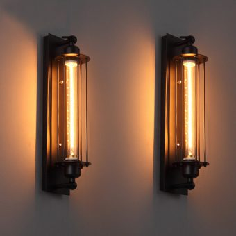 Edison Industrial Vintage Wall Lamp