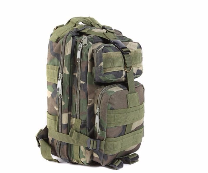 Military Style Backpacks – Uno & Company