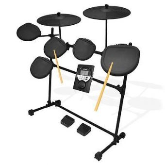 Pyle PED021M Digital Drum Set