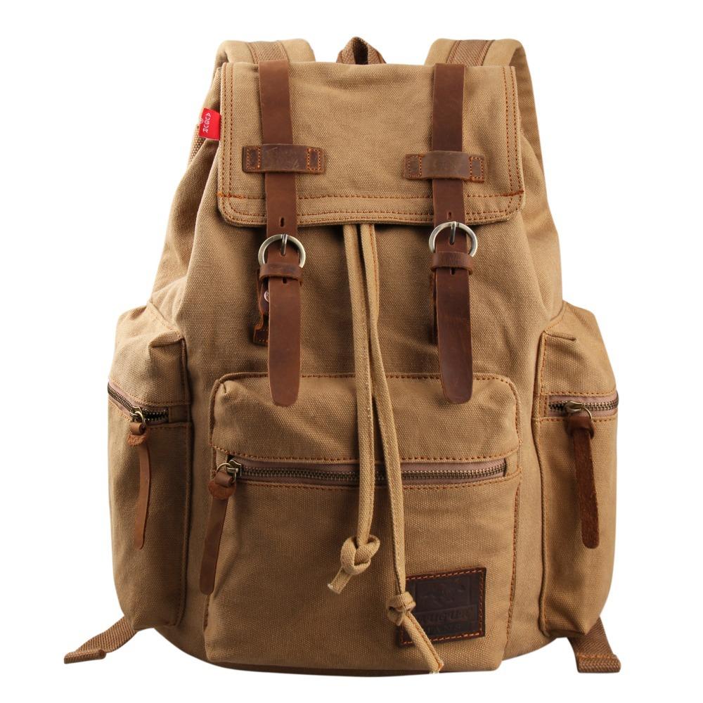 Rugged Canvas Backpacks – Uno & Company