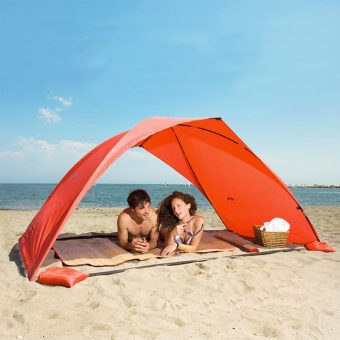 Chilling at the Beach Tent/Canopy