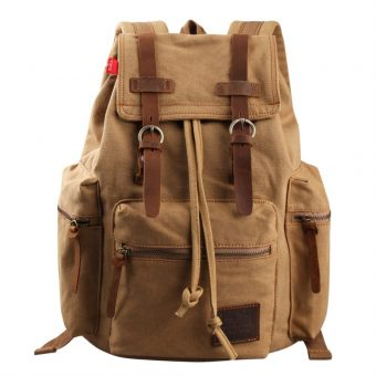 Rugged Canvas Backpacks