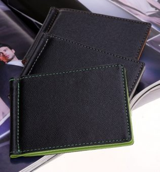 Slim Style Leather Wallets