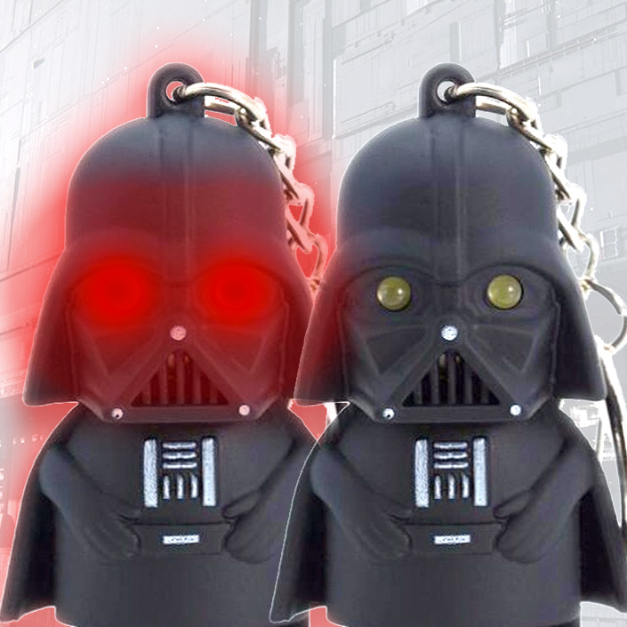 FREE Darth Vader Light Up Keychain