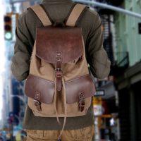 vintage-leather-canvas-backpack2